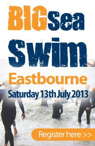 How about doing a Big Sea Swim? Held at various venues throughout the year.