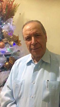 VÍDEO: López Rodríguez bendice a los dominicanos con motivo de las navidades