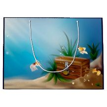 Fish Tank Pet Gift Bag