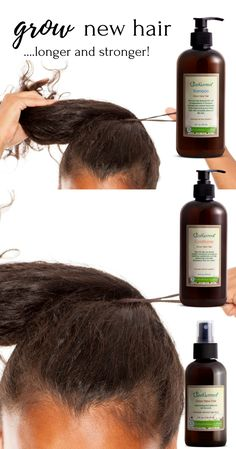 These are the best products for hair growth and thickness and they can help restore your hair& health. Baking Soda For Hair, Baking Soda Shampoo, Baking Soda Vinegar, Natural Hair Growth, Natural Hair Styles, Curly Hair Styles, Shampoo For Gray Hair, How To Grow Your Hair Faster, How To Lighten Hair