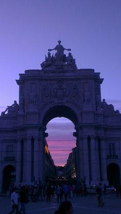 Arco da Rua Augusta | Lisbon, Portugal