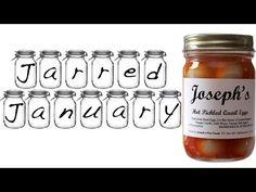 Tasty Thursday: Joseph's -Hot Pickled Quail Eggs - YouTube