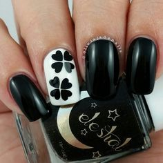 Last one for #wnac2015 is contrast glitter placement. Polishes used are #opi Alpine Sn... | Use Instagram online! Websta is the Best Instagram Web Viewer!