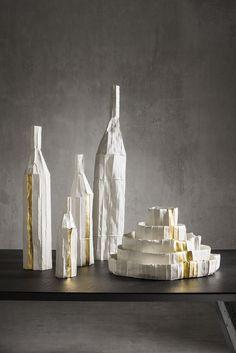 Paola Paronetto - paper clay