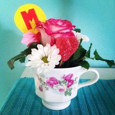 Blomstergåva, M som i morsdag