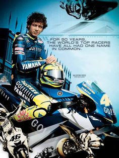 Yamaha ~~ Valentino Rossi