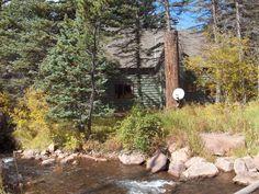 Cuchara Colorado--cabin on the river