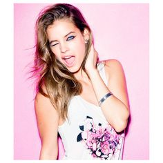 barbara palvin | Tumblr ❤ liked on Polyvore featuring barbara palvin, barbara, barbra palvin and models