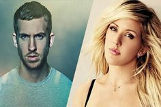 Calvin Harris Jokes About Having an 'Enormous Fight' With Ellie Goulding at GQ Awards