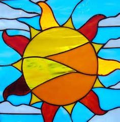 Stained Glass Sun - Bing Images