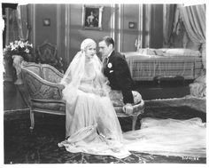 One more from Frankenstein Needless to say, I have been looking for pictures from the wedding scene for years. Wedding Movies, Wedding Scene, Hammer Horror Films, Horror Movies, 1930s Wedding, Vintage Weddings, Frankenstein 1931, Wedding Styles, Wedding Photos