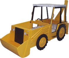 photo of a Yellow Digger bed