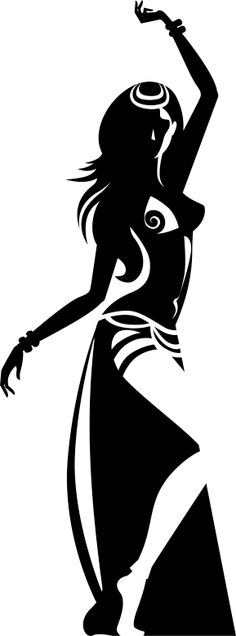 sexy-silhouette-dancer-wall-sticker-194.png (289×780)