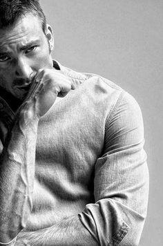 Chris Evans #alwaysrepin