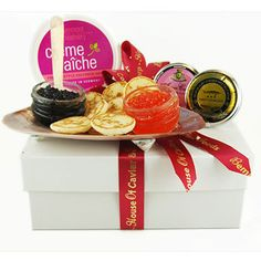 Simply Caviar Gift Basket @ https://houseofcaviarandfinefoods.com/gifts/simply-caviar-gift-basket-detail #caviar #blackcaviar #finefoods #gourmetfoods #gourmetbasket #foiegras #truffle #italiantruffle #frenchtruffle #blacktruffle #whitetruffle #albatruffle #gourmetpage #smokedsalmon #mushroom #frozenporcini #curedmeets #belugacaviar #ossetracaviar #sevrugacaviar #kalugacaviar #freshcaviar #finecaviar #bestcaviar #wildcaviar #farmcaviar #sturgeoncaviar #importedcaviar #domesticcaviar