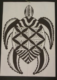 tongan ink | Whio Class 2010: Tongan Turtles #polynesian #tattoo