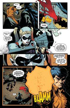 Batman - Arkham Knight - Genesis 4 Page 20