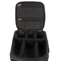 Black DSLR Gear Camera Case - HEX