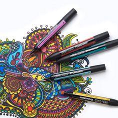 Winsor & Newton ProMarker pennor. Alla tänkbara färger! Behöver inte vara just detta setet!