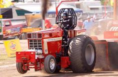 Bad Oomen Bowling Green OH Tractor Pull