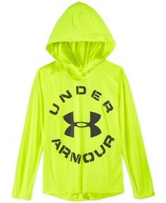Under Armour Boys' Solid Tech Hoodie