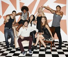 MTV's Shaking Things Up on Real World