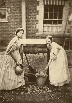 Maids 1864 possibly English
