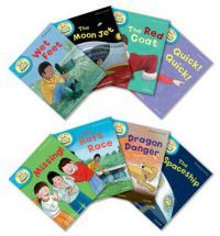 Oxford Reading Tree Read with Biff, Chip, and Kipper Level 4 Pack of 8 By…