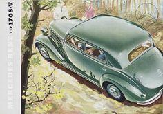 1954 Mercedes-Benz Typ 170