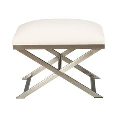 the X-frame is one of my favorite styles! Xanadu Bench - Ethan Allen US