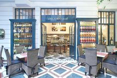 Alfons Schuhbecks Orlando - Das Kultrestaurant am Platzl - Die Orlando Bar