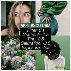 Image in VSCO filters collection by Ali on We Heart Photography Filters, Vsco Photography, Photography Editing, Best Vsco Filters, Insta Filters, Camera Filters App, Camera Lens, Applis Photo, Vsco Hacks