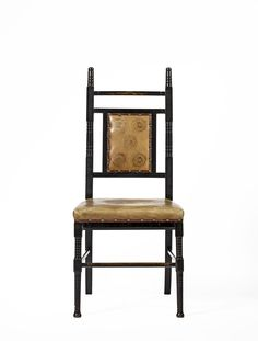 Edward William Godwin - 'Dromore' chair made by William Watt - ca. 1877 - Provenance : Gary Kemp