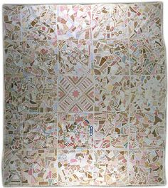 GLQC Collections - Tile or Puzzle Applique Summer Spread
