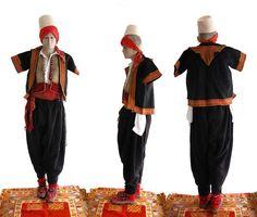 Tirana Man's Costume (Albania)