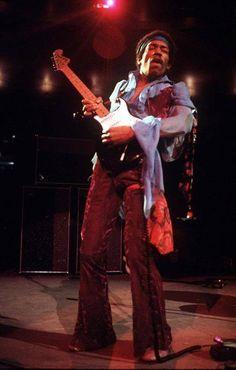 Jimi Hendrix - mai 1969