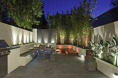 kleiner innenhof funktionelle Gestaltung-design möbel-outdoor ideen