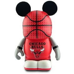 Vinylmation Chicago Bulls! I want it!