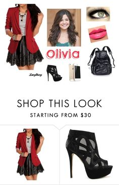 """Olivia, Cinderella"" by larysnery ❤ liked on Polyvore featuring River Island, Victoria's Secret PINK, Chanel and FingerPrint Jewellry"