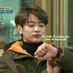 Only the Dankest of Kpop Memes 👌 Bts Memes Hilarious, Exo Memes, Stupid Memes, Dankest Memes, K Pop, Bts Meme Faces, Funny Faces, Jonghyun, Shinee Minho