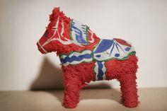 Dala Horse Piñata