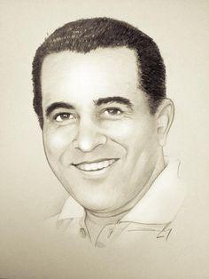 Marcelo Maia lápis Sanguine