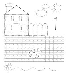 FISE SCRIERE CIFRE - Căutare Google: Math Coloring Worksheets, Tracing Worksheets, Alphabet Worksheets, Preschool Worksheets, Preschool Writing, Numbers Preschool, Preschool Learning Activities, Kids English, Second Grade Math