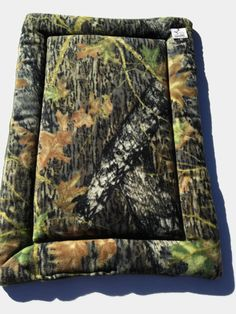 Mossy Oak Dog Bed, Hunting Dog Bed, Camo Fabric, Dog Crate Pads, Large Kenny Mat, Fleece Pet Bed, Puppy Mat, Kennel Bed, Hunting Decor #DogCratePads #HuntingDecor #ComfyPetPads #FleecePetBed #KennelBed #CamoFabric #HuntingDogBed #MossyOakDogBed #LargeKennyMat #PuppyMat