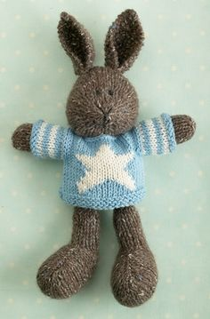 Hector by Little Cotton Rabbits