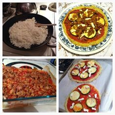 Cauliflower is a great carb replacement. Use in pizza, casseroles, pasta as your carb replacement. Shred with food processor or by hand with cheese grater. Sautée over medium heat or microwave until cooked and then use in your recipe. Pizza crust - cook 12-15 min, casserole - 25-30 min, pasta - 8-10 min on stovetop.