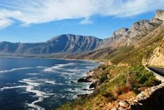 Instead of taking Sir Lowry's Pass to get to Hermanus from Cape Town, opt for the scenic Clarence Drive between Gordon's Bay and Rooi Els. Read more: http://www.news24.com/Travel/South-Africa/The-Whale-Coast-12-Gems-20130214 #whalecoast #travel