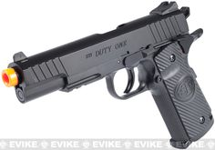 ASG Licensed High Power STI Duty One Co2 Airsoft Gas Pistol (440~500 FPS), Airsoft Guns, Gas Airsoft Pistols, CO2 - Evike.com Airsoft Superstore