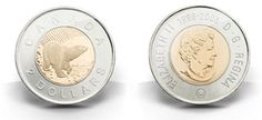 The complete database listed source of Canadian circulation currency coins for the past, present and future. Canadian Coins, Two Dollars, Dollar Coin, 10 Anniversary, Coin Collecting, Two By Two, Mint, Canada, Churchill