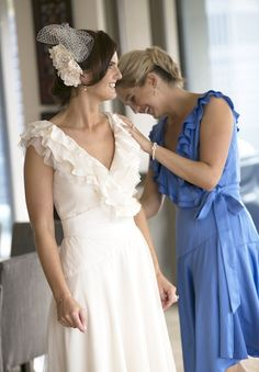 Emanuele Bride Jess & Liza Emanuele bridesmaid dress Australian Fashion Designers, Bridesmaid Dresses, Wedding Dresses, Big Day, Bridal Gowns, Flower Girl Dresses, Couture, Bridal Dresses, Bridal Dresses